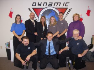 Dynamic Self Defense is Family Oriented