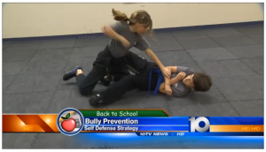 Children's Self Defense Classes Columbus Ohio