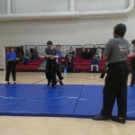Dynamic Self Defense Kids Testing