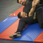 Exploring Self Defense From A Ground Position